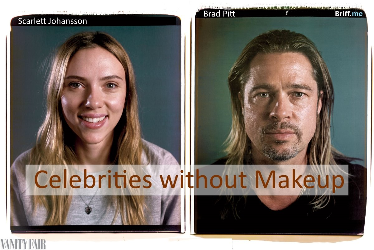 Celebrities Without Makeup  Briffme-6035