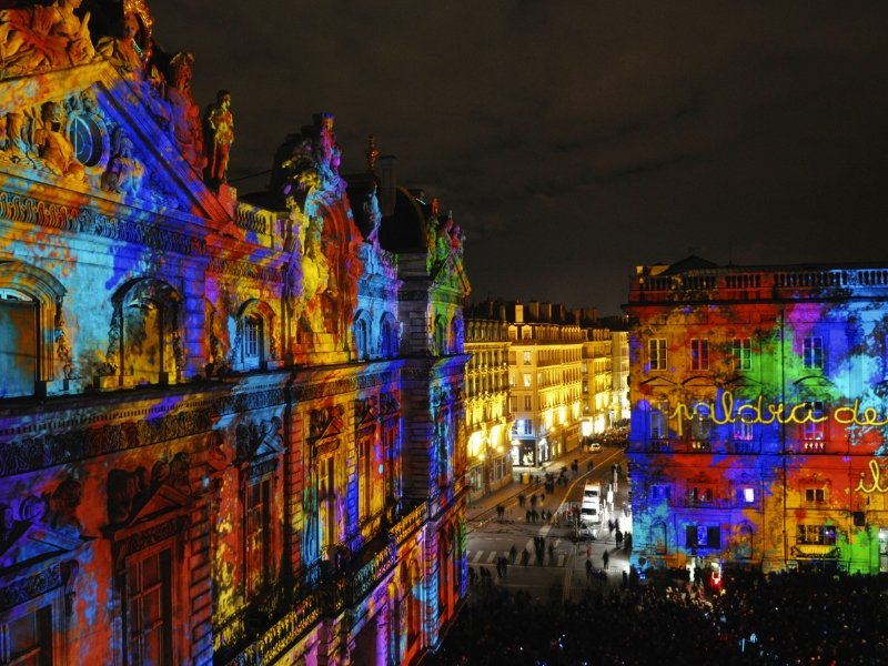 Festival of Lights 7 Lyon