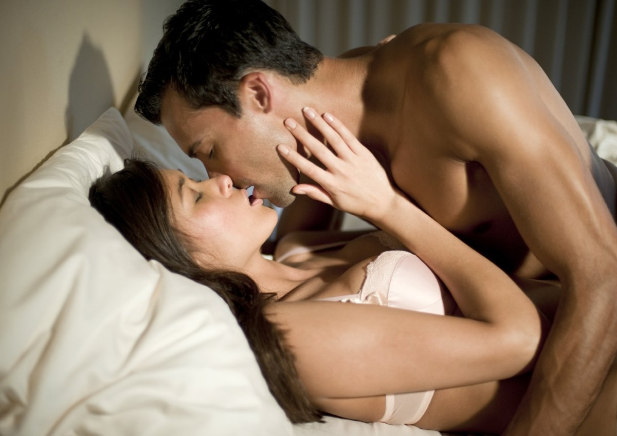 12 Types of Kisses That Will Have You Both Craving More