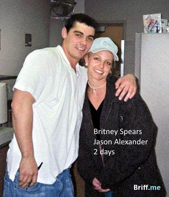Short Marriage - Britney Spears and Jason Alexander - 2 days