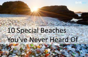Special Beaches