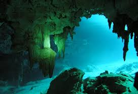 Underwater Caves