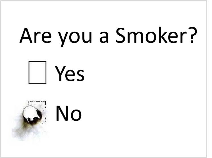 Are You a Smoker