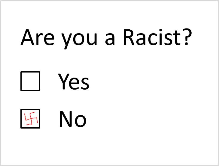 Are you a Racist