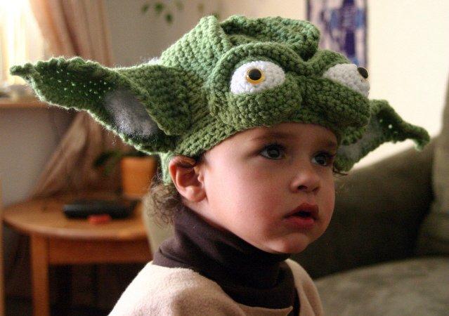 Baby Yoda Costume 10