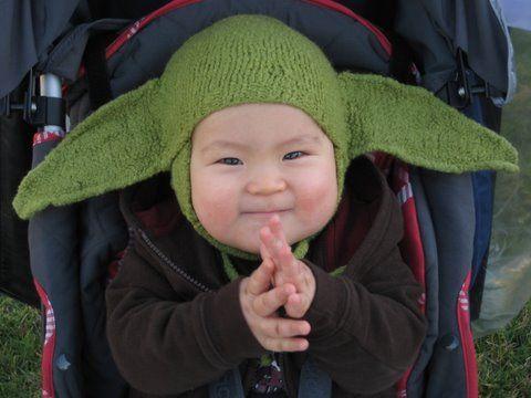 Baby Yoda Handmade Costume 11