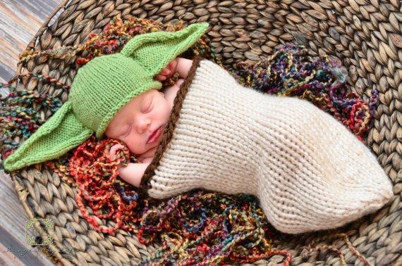 Baby Yoda Costumes 12
