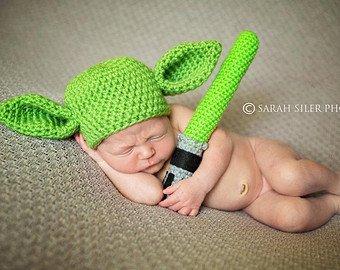 Baby Yoda Costumes 14