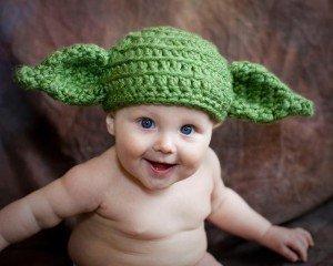 Baby Yoda Costume 2