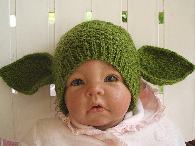 Baby Yoda Costume 6
