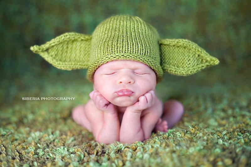 Baby Yoda Handmade Costume 7