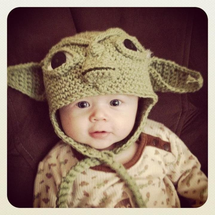 Baby Yoda Costume - Dress your baby with it 8e61c60e5ba