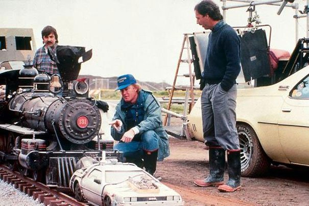Behind The Scenes 1 - Back to the Future