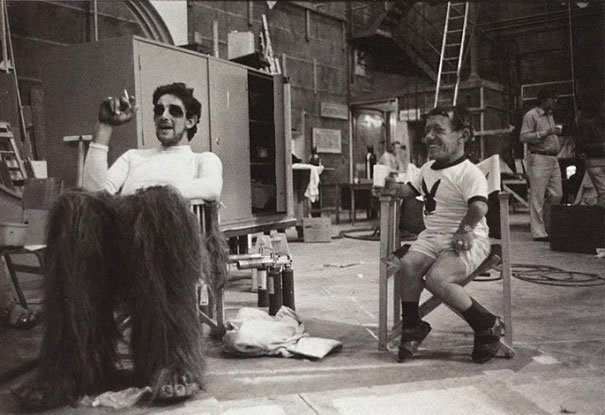 Behind of The Scenes 11 - Star Wars 3