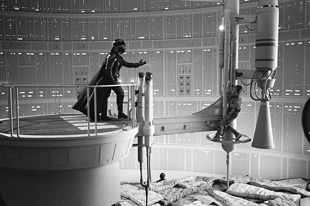 Behind The Scenes 11 - Star Wars