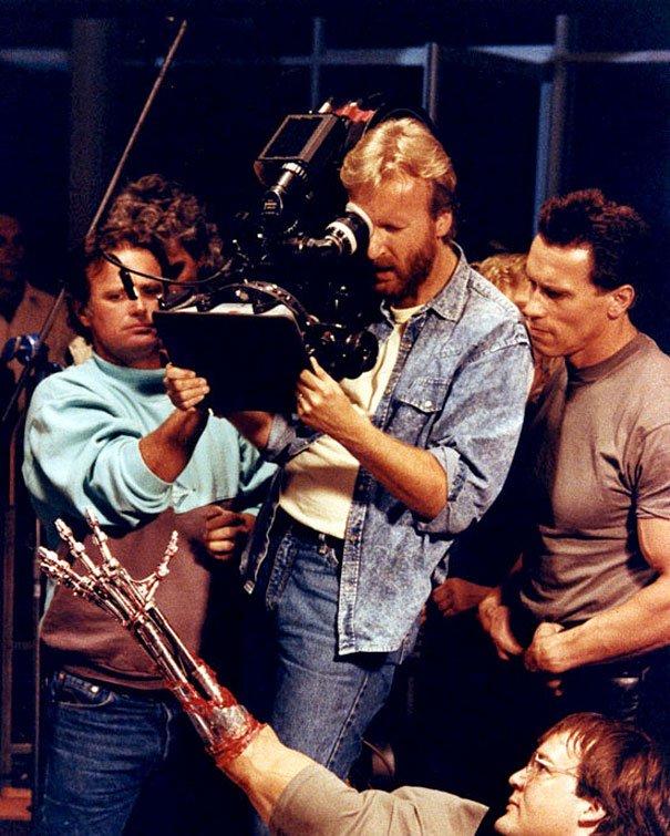 Behind The Scenes 13 - Terminator