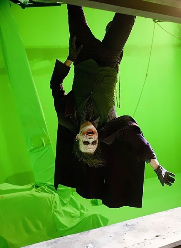 Behind of The Scenes 14 - The Dark Knight