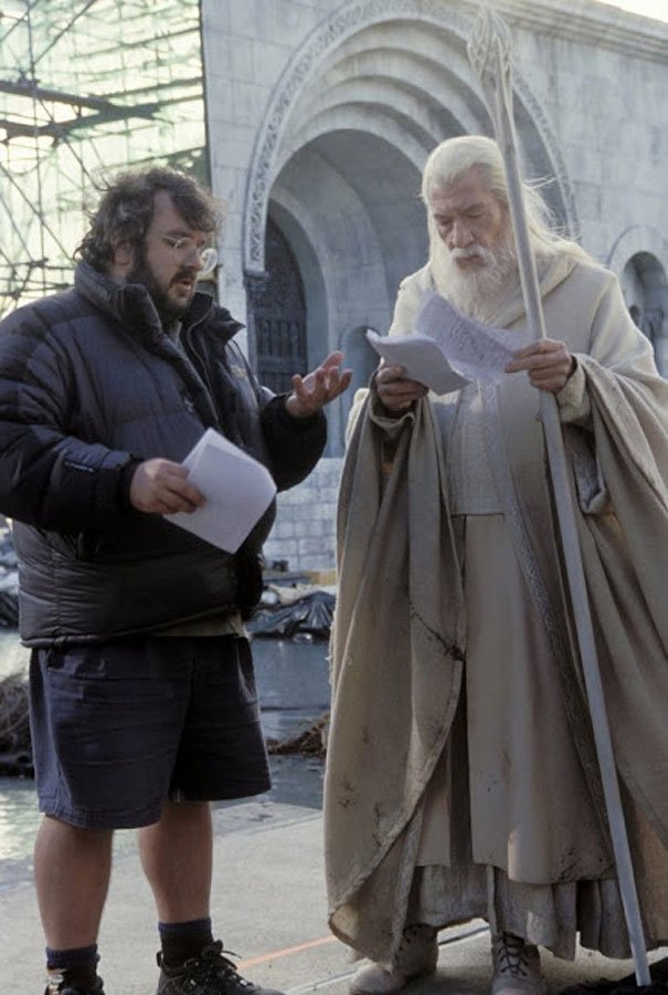 Behind of The Scenes 18 - The Lord of The Rings 2