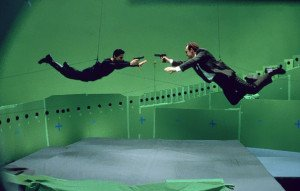Behind The Scenes 19 - The Matrix