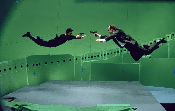 Behind of The Scenes 19 - The Matrix