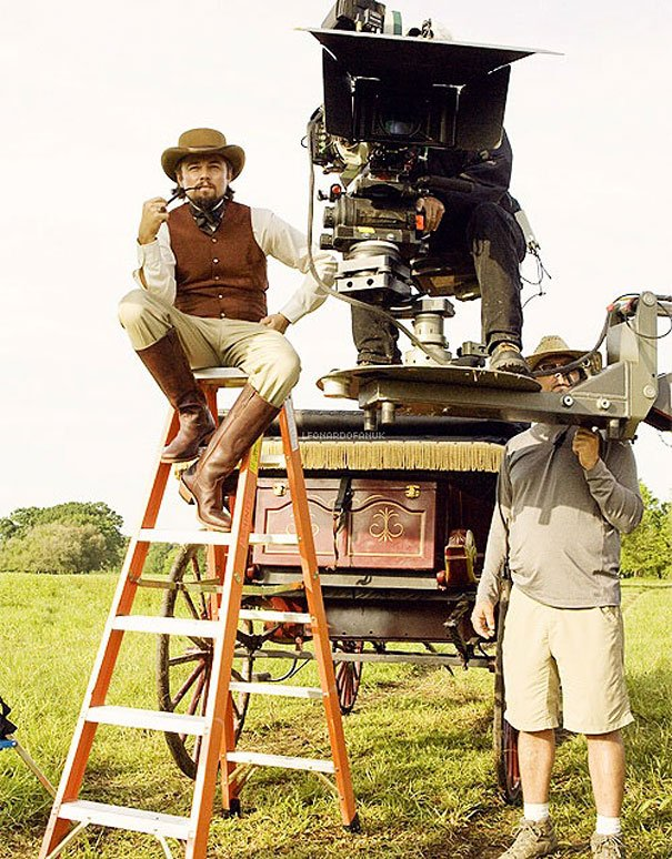 Behind The Scenes 2 - Django Unchained