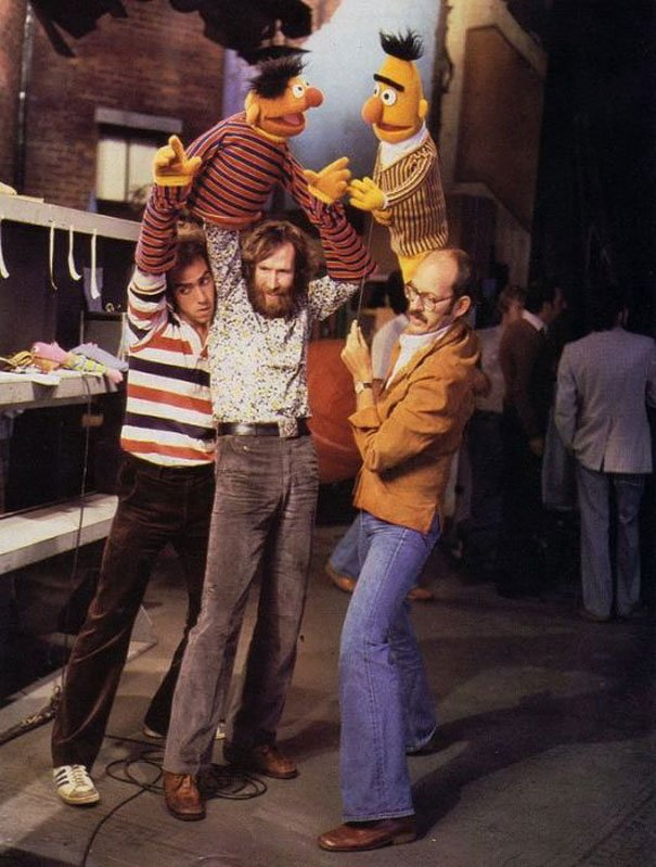Behind The Scenes 20 - The Muppet Movie 2