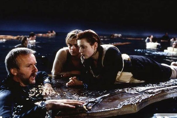 Behind of The Scenes 21 - Titanic