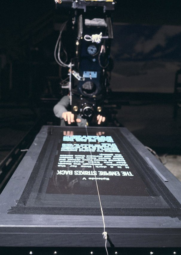 Behind The Scenes 4 - Filming The Empire Strikes Back Credits Roll