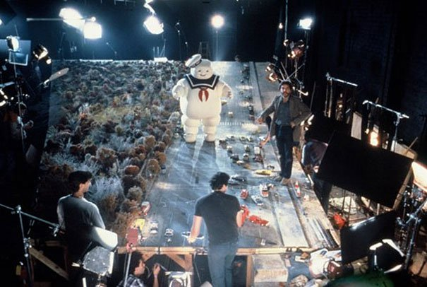 Behind of The Scenes 5 - Ghostbusters