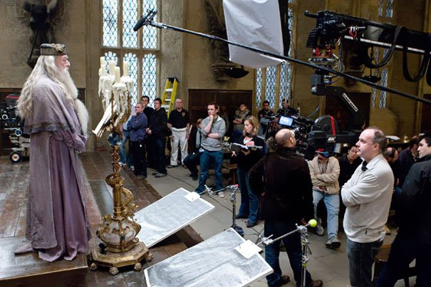 Behind of The Scenes 6 - Harry Potter 2