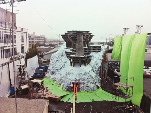 Behind The Scenes 7 - Inception 2