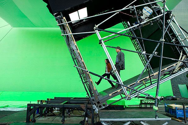 Behind The Scenes 7 - Inception 3