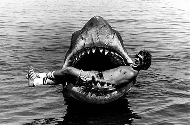 Behind of The Scenes 8 - Jaws