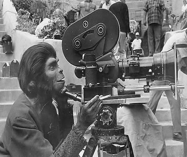 Behind of The Scenes 9 - Planet of the Apes