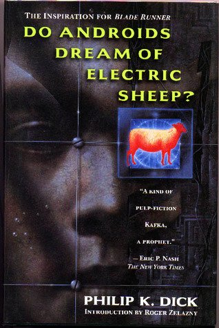 Best Book Titles 1 - Do Androids Dream of Electric Sheep