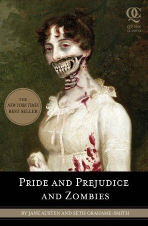 Best Book Titles 2 - Pride and Prejudice and Zombies