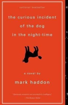 Best Book Titles 6 - The Curious Incident of the Dog in the Night-Time