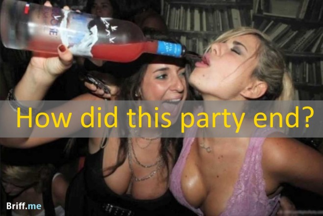 Drunk Fail Photos - How did this party end
