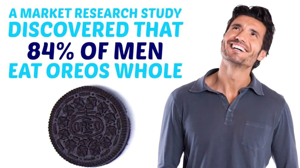 oreo market research essay College essay writing service question description the inside oreo's adorable triple play for father's day behind the what were the target market(s.