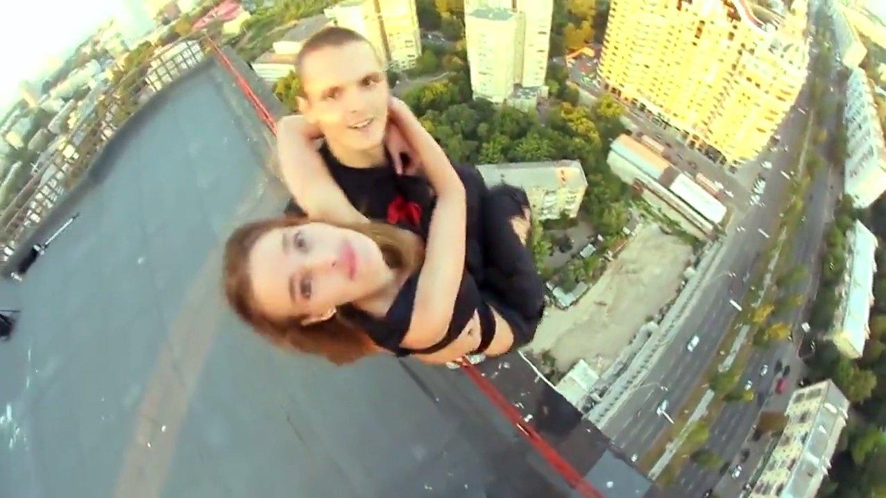 Fear of Heights Not - Crazy Viedo 1