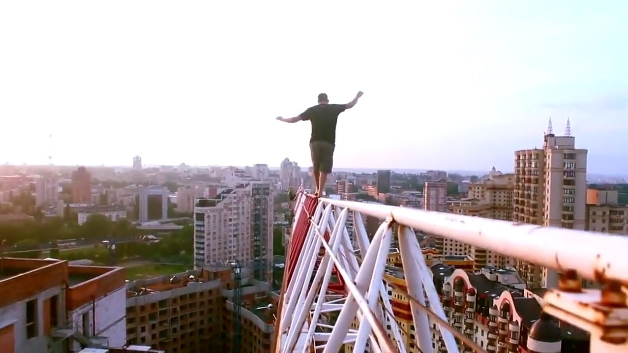 Fear of Heights Not - Crazy Viedo 11