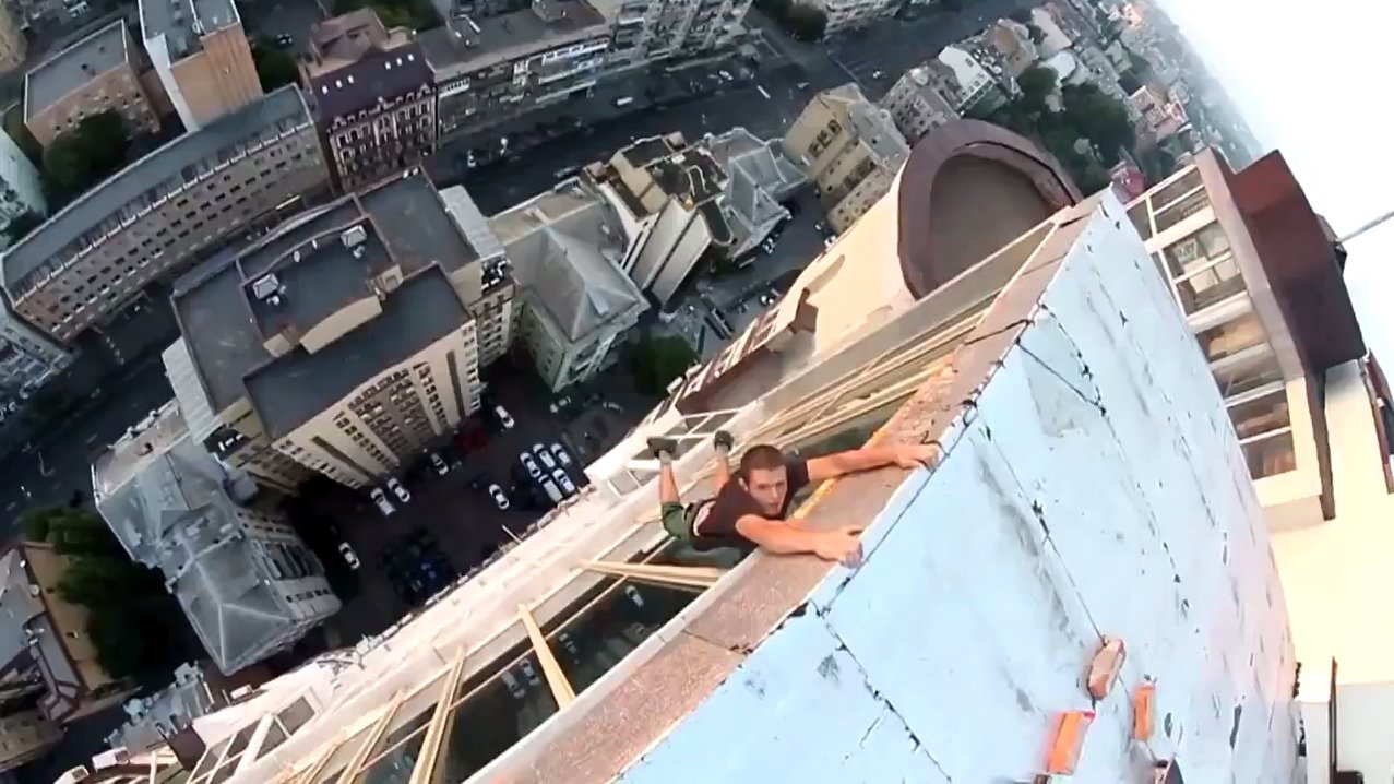 Fear of High Places Not - Crazy Viedo 5