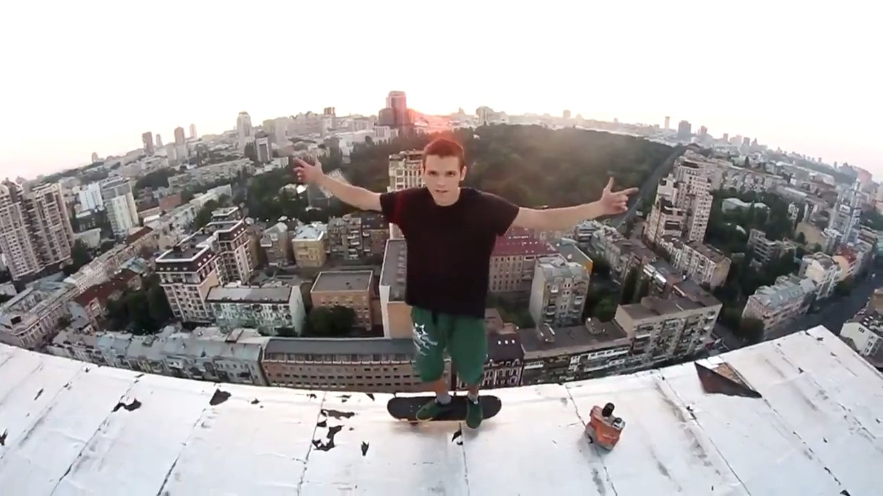 Fear of Heights Not - Crazy Viedo 6