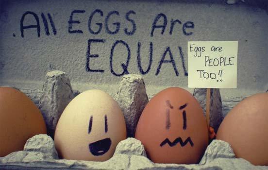 Funny Egg art 13 demonstration