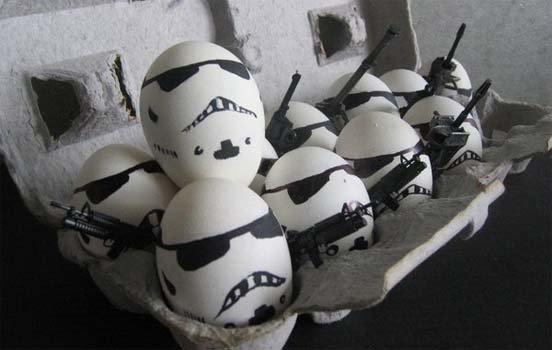 Funny Egg photos 3 Army