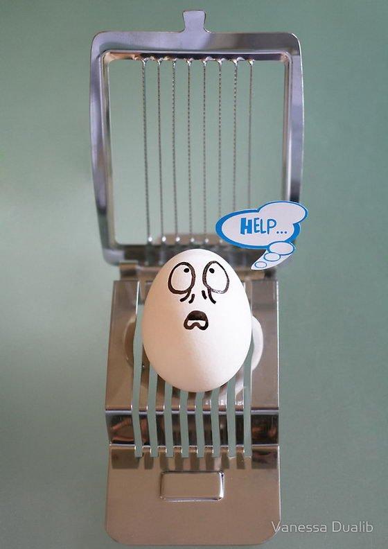 Funny Egg photos 7 help