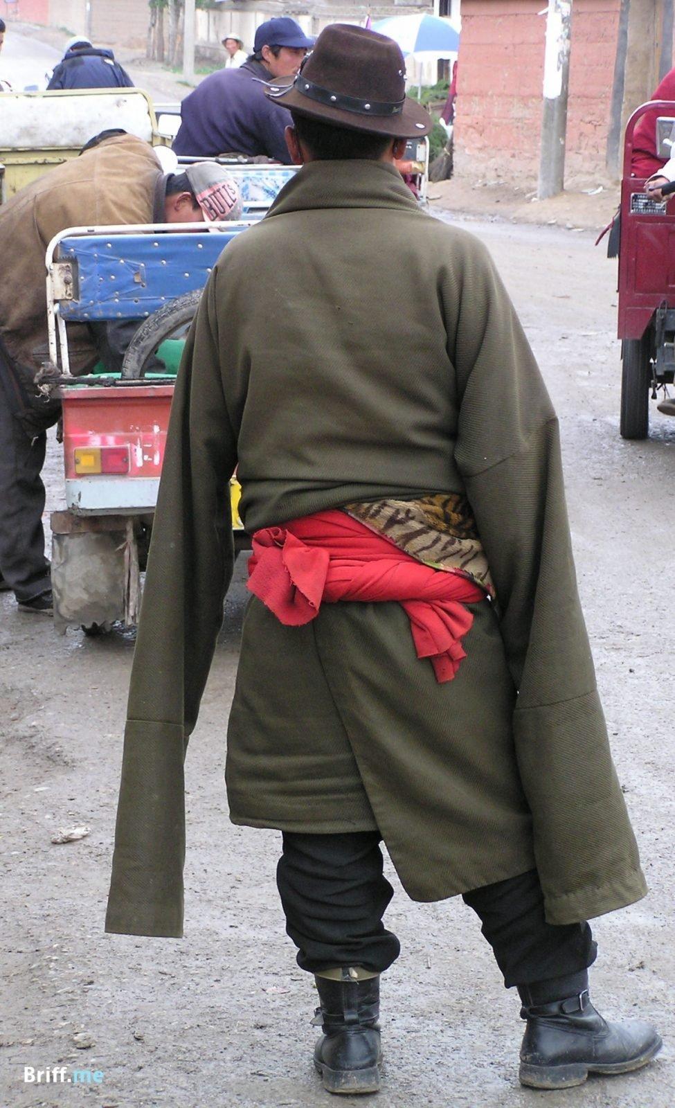 Native Americans in Tibet 1