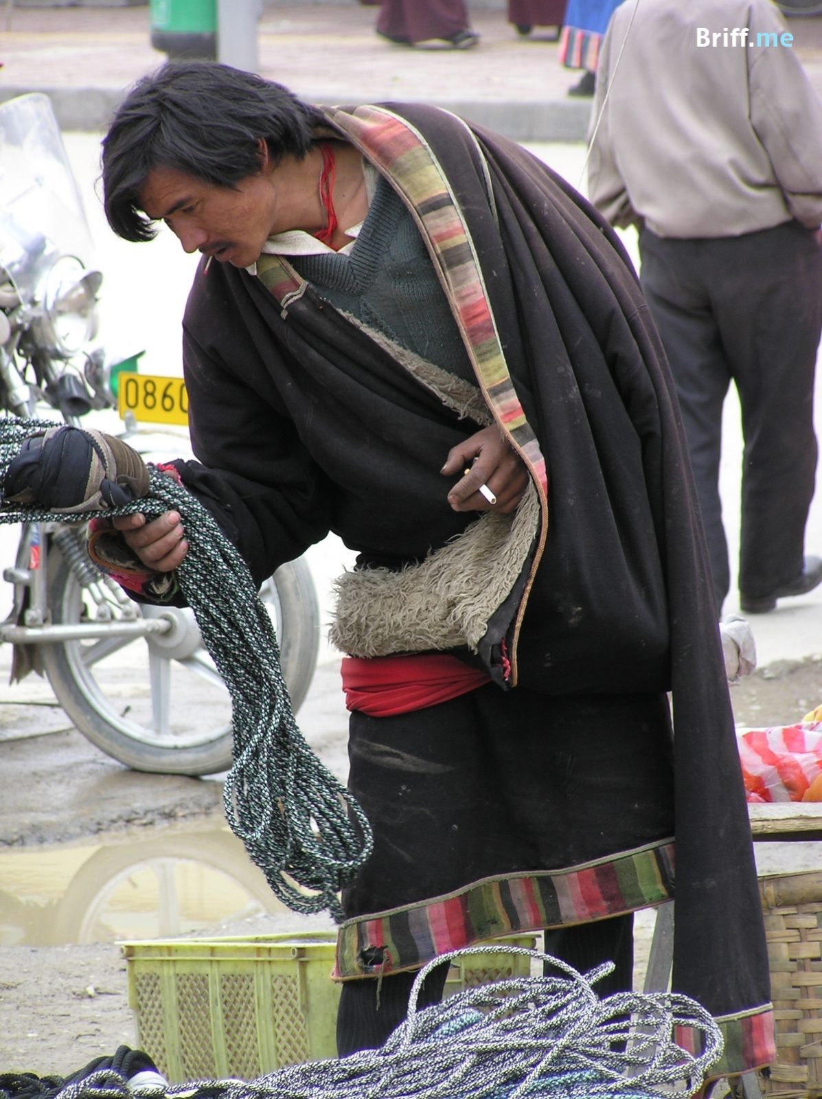 Native Americans in Tibet 12