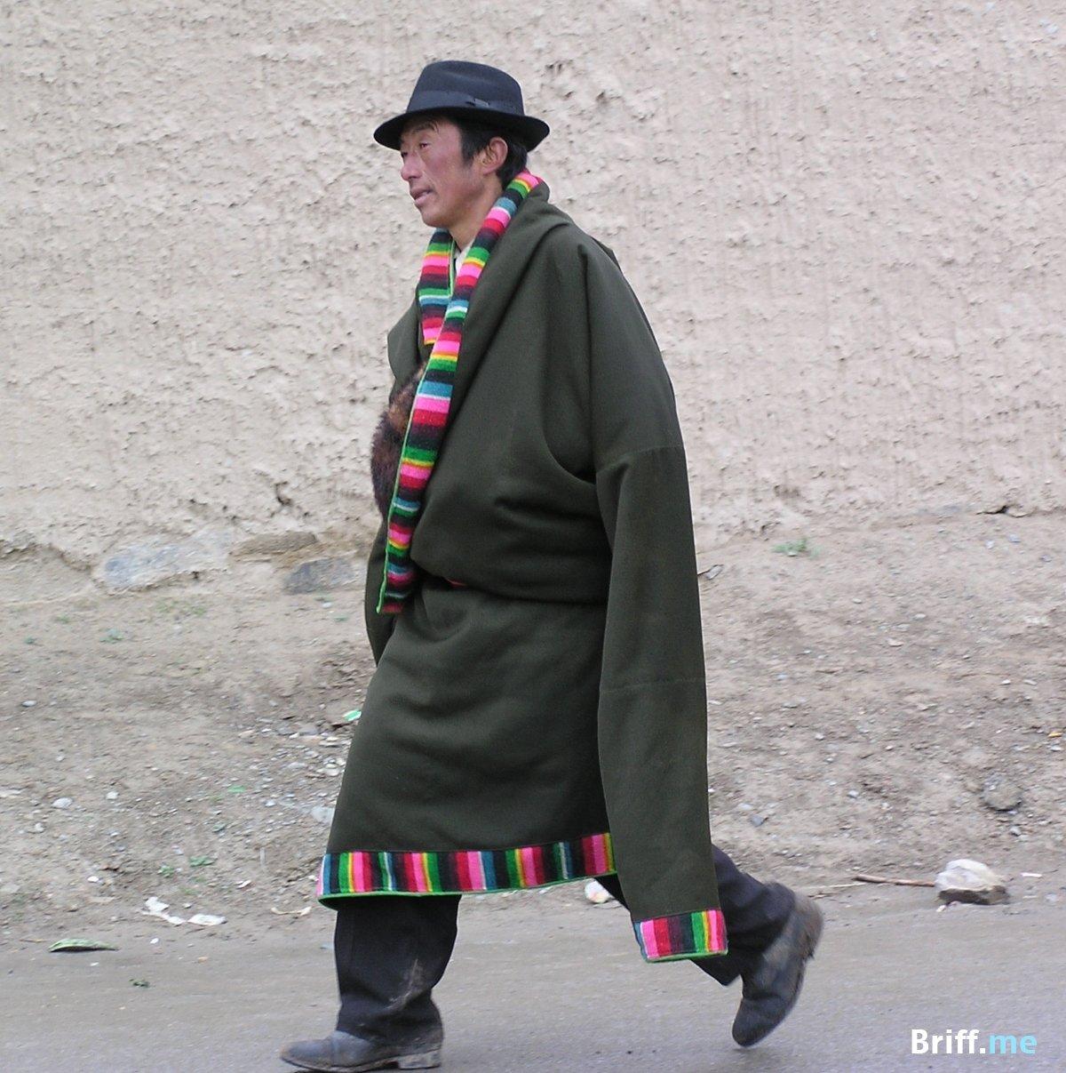 Native Americans in Tibet 13