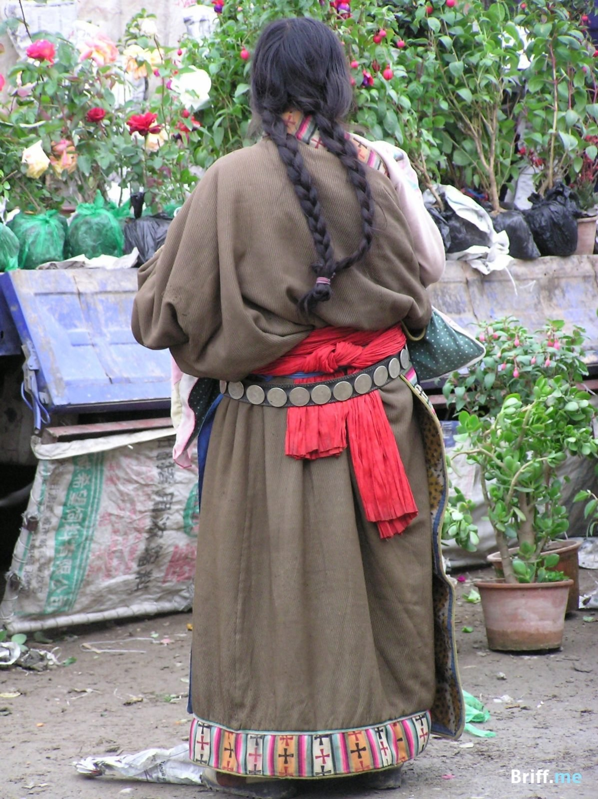 Native Americans in Tibet 2